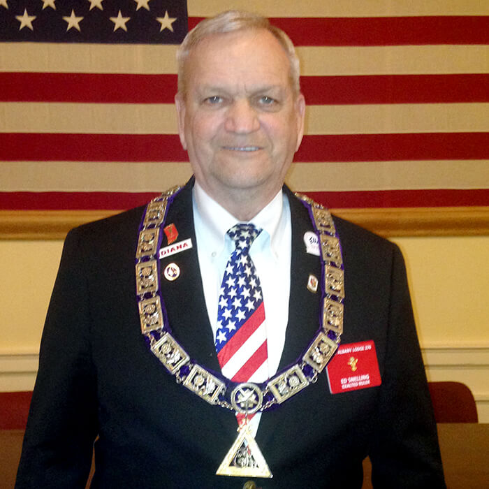Ed Snelling - Elks Lodge 270