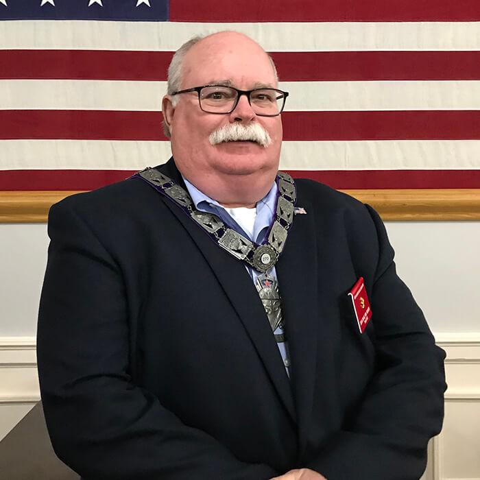 Don Craig PER Trustee Lodge 270