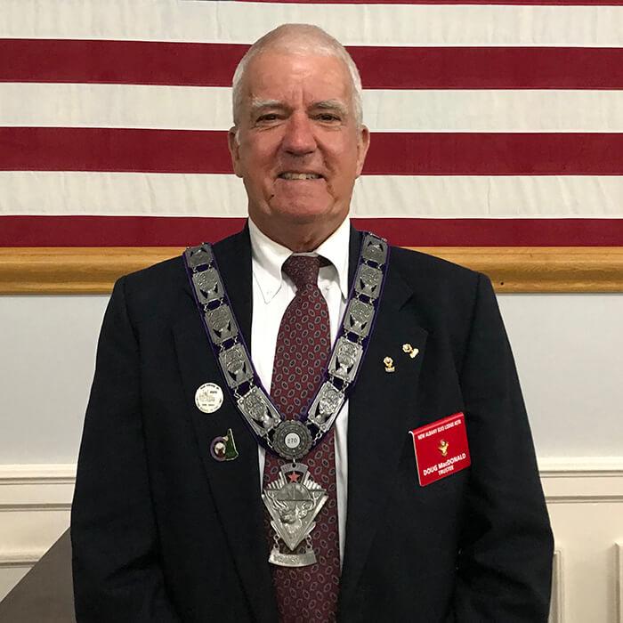 Doug MacDonald Trustee Lodge 270