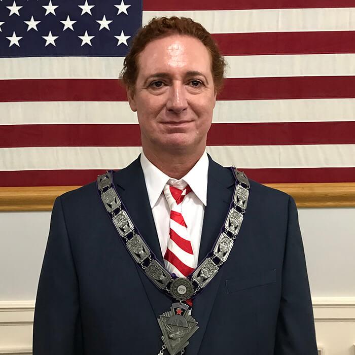Jeff Hall Trustee Lodge 270