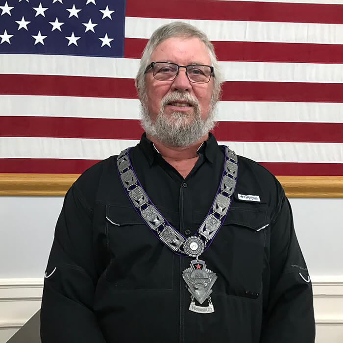 Mike Dudley Trustee Lodge 270