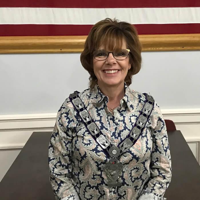 Teresa Huber Secretary Lodge 270